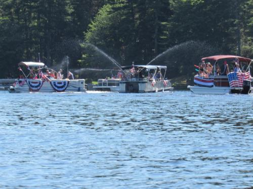 boat parade multi soakers